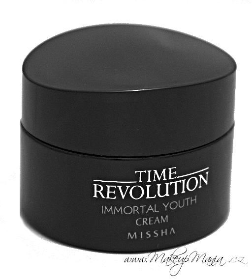 Missha - Time Revolution - Immortal Youth Cream